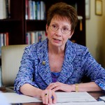 Linda P. Brady, UNCG Chancellor